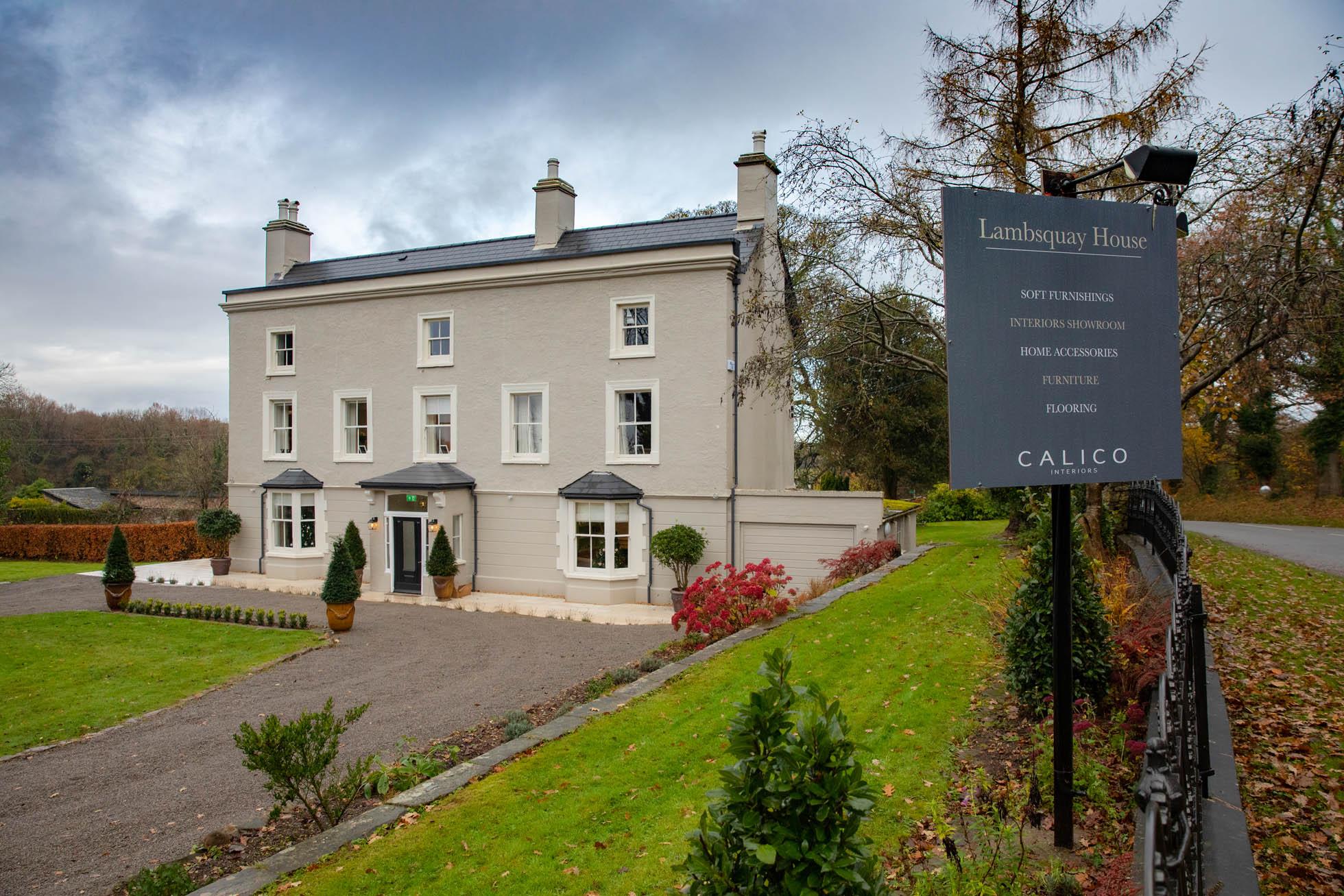Lambsquay House photo