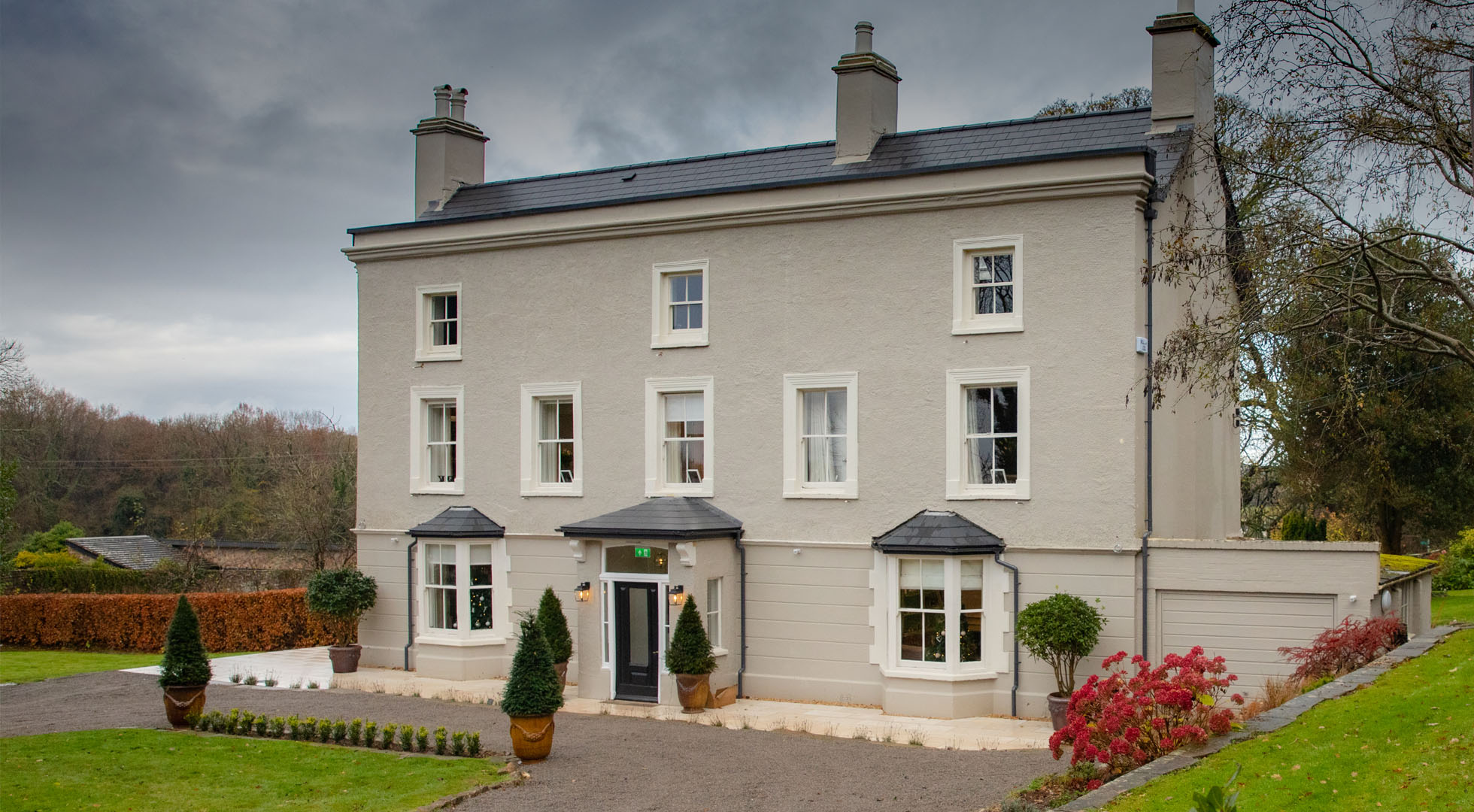 Lambsquay House, luxury self catering apartments in the Forest of Dean